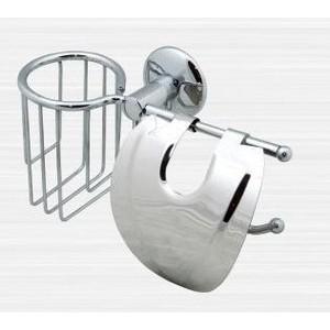 Держатель туалетной бумаги RainBowL Otel и освежитель воздуха (2530-2) держатель туалетной бумаги rainbowl otel с крышкой ат 2542