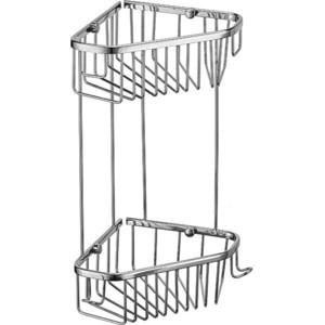 Полка-решетка RainBowL 2-этажная 15/15 см (15*15/T) димефосфон 15