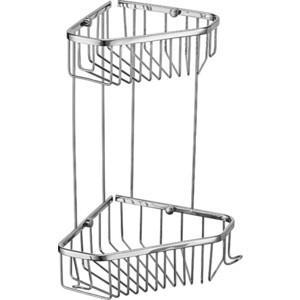 Полка-решетка RainBowL 2-этажная 15/18 см (15*18/T)