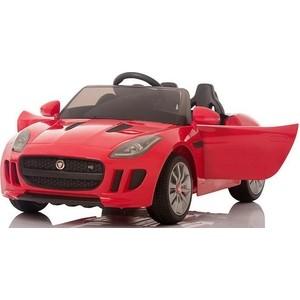 Shopntoys Радиоуправляемый детский электромобиль DMD-218 Jaguar RS-3 Red 12V 2.4G - DMD-218-R детский эргономический матрасик кокон red castle cocoonababy dreamy cloud
