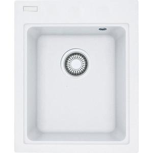 Мойка кухонная Franke MRG 610-42 белый (114.0060.677) кухонная мойка franke rog 610 almonds
