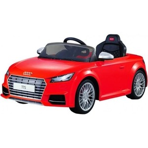 Rastar Радиоуправляемый электромобиль 82500 Audi TTS Roadster Red 12V 2.4G - 82500-R maisto muscle machines 1932 ford roadster