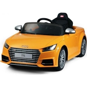 Rastar Радиоуправляемый электромобиль 82500 Audi TTS Roadster 12V 2.4G - RAS-82500-Y funssor v2 alloy build plate 12v 120w heater prusa i3 y carriage bearings full kit for diy prusa i 3 printer
