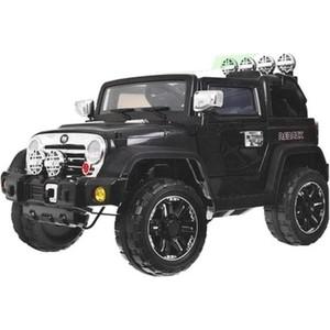 Harleybella Радиоуправляемый детский электромобиль Beach Jeep Черный - JJ235A-B электромобиль детский 5188