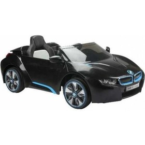 Shopntoys Радиоуправляемый детский электромобиль JE168 BMW i8 Concept 12V - JE168 jiajia радиоуправляемый детский электромобиль volvo xc90 цвет черный 8130020