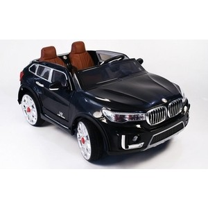 Harleybella Электромобиль BMW X7 черный (двухместный) - 8220186A-2R x7 multi function cree xpe r3 led 350lm 5 mode flashlight