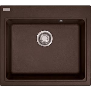 цены  Кухонная мойка Franke MRG 610-58 шоколад (114.0198.952)