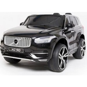 Jiajia Радиоуправляемый детский электромобиль VOLVO XC90 цвет черный - 8130020 6pcs lot 3 8mm lens 1 2 3 sensor 12megapixel s mount low distortion for dji phantom 3 aerial gopro 4 camera drones