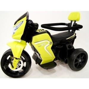 RiverToys Велосипед/электромотоцикл 2в1 O777OO (белый, зеленый, красный, оранжевый, синий) электромобили rivertoys mercedes t007tt