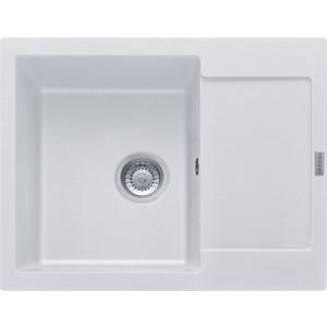 Кухонная мойка Franke MRG 611 C белый (114.0198.366) franke mrg 610 58 бежевый