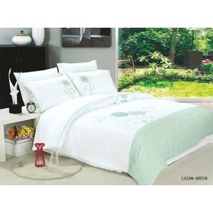 Комплект постельного белья Le Vele 2-х сп, сатин, Luzan (746/4/CHAR002) комплект постельного белья le vele 2 х сп сатин luzan 746 4 char001