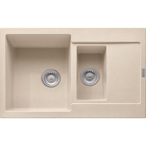 Кухонная мойка Franke MRG 651-78 бежевый (114.0198.348) franke mrg 651 78 3 серебристый