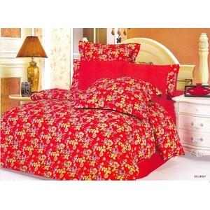Комплект постельного белья Le Vele 2-х сп, сатин/жатый шелк, Belmont (743/52) комплект постельного белья le vele 2 х сп сатин luzan 746 4 char001
