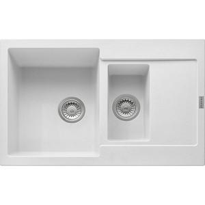 все цены на Кухонная мойка Franke MRG 651-78 белый (114.0198.336) онлайн