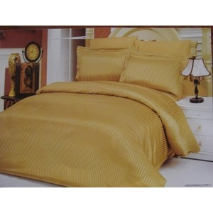Комплект постельного белья Le Vele 2-х сп, сатин, Jakaranda Curry (1430)