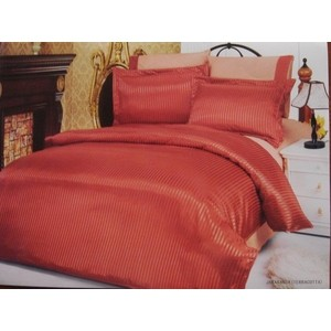 Комплект постельного белья Le Vele 2-х сп, сатин, Jakaranda Terracotta (1434) leather case flip cover for letv leeco le 2 le 2 pro black