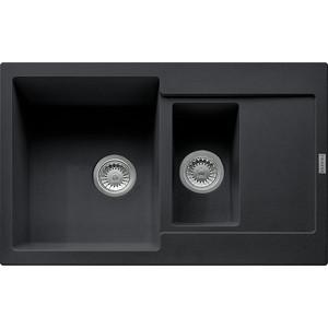 Кухонная мойка Franke MRG 651-78 оникс (114.0198.272)  franke pbg 651 оникс