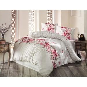 Комплект постельного белья Altinbasak 1,5 сп, ранфорс, Belissa (298/5/CHAR001) комплект постельного белья tac 1 5 сп ранфорс diane v06 mint мятный 3040 68074