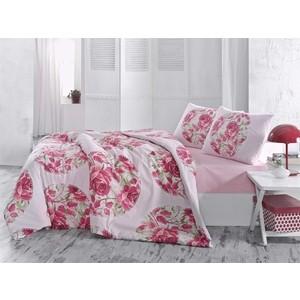 где купить Комплект постельного белья Altinbasak 1,5 сп, ранфорс, Adrina (298/61/CHAR001) по лучшей цене