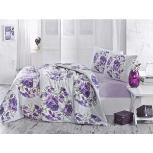 где купить Комплект постельного белья Altinbasak 1,5 сп, ранфорс, Adrina (298/61/CHAR002) по лучшей цене