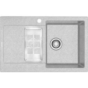 Мойка кухонная Franke MRG 651-78 серебристый (114.0198.333) franke mrg 651 78 3 серебристый