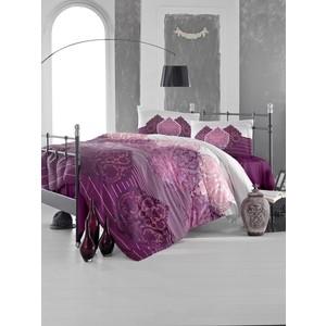 Комплект постельного белья Altinbasak Евро, ранфорс, Leyan (297/24/CHAR001) комплект постельного белья altinbasak евро ранфорс snazzy 297 34 char001