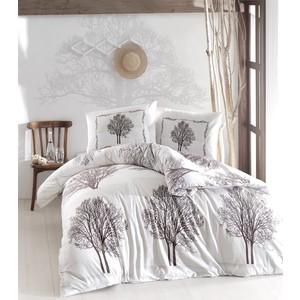 Комплект постельного белья Altinbasak Евро, ранфорс, Tree (297/59/CHAR001) комплект постельного белья altinbasak евро ранфорс snazzy 297 34 char001