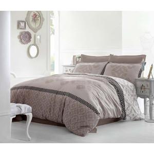 Комплект постельного белья Altinbasak Евро, сатин, Alona (256/22/CHAR001)