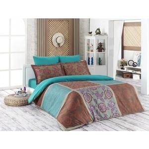 Комплект постельного белья Karna 1,5 сп, сатин люкс, Minsu (461/13) цена