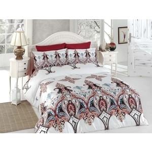 Комплект постельного белья Karna 1,5 сп, сатин люкс, Eplika (461/9) цена