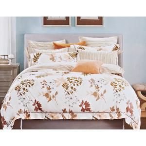 Комплект постельного белья Karna 1,5 сп, сатин люкс, Belina (465/19) цена