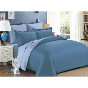 где купить Комплект постельного белья Karna 1,5 сп, сатин, Sanford (5066/CHAR015) по лучшей цене