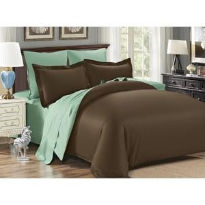 Комплект постельного белья Karna 1,5 сп, сатин, Sanford (5066/CHAR007) комплект постельного белья karna 1 5 сп сатин sanford 5066 char010