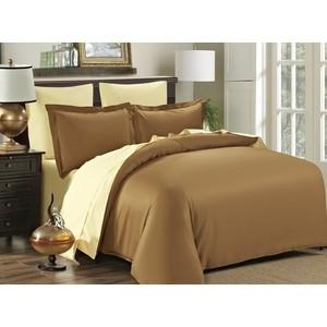 Комплект постельного белья Karna 1,5 сп, сатин, Sanford (5066/CHAR009) комплект постельного белья karna 1 5 сп сатин sanford 5066 char010