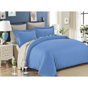 где купить Комплект постельного белья Karna Семейный, сатин, Sanford (5067/CHAR003) по лучшей цене