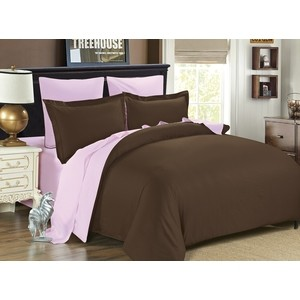 где купить Комплект постельного белья Karna Семейный, сатин, Sanford (5067/CHAR008) по лучшей цене