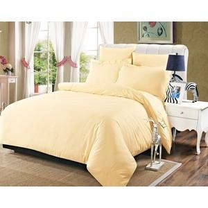 Комплект постельного белья Karna Евро, сатин, Sansolid (5091/CHAR004)