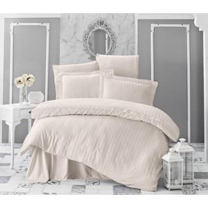 все цены на Комплект постельного белья Karna 2-х сп, бамбук, Perla (814/CHAR001) онлайн