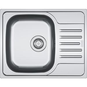 Мойка кухонная Franke PXL 611-60 3 1/2 перелив нерж лайнен (101.0192.875)