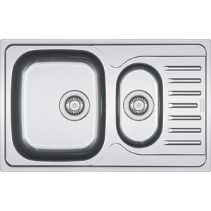 Мойка кухонная Franke PXL 651-78 3 1/2 2 чаши нерж лайнен (101.0192.923)