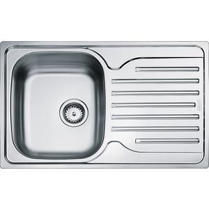Мойка кухонная Franke PXN 611-78 3 1/2 перелив нерж матовая (101.0192.877) franke polar pxn 612 e сталь 101 0193 000