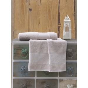 Полотенце Karna Lauren 70x140 см (2191/CHAR002) полотенце махровое karna с жаккардом iteka 70x140 см 1 1