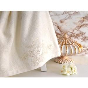Полотенце Irya Show с гипюром 70x140 см (2475) полотенца irya полотенце classy цвет малиновый 50х90 см