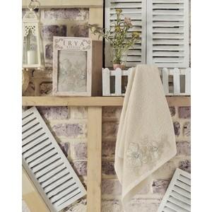 Полотенце Irya Pearly с гипюром 50x90 см (2503/CHAR003) полотенца irya полотенце pearly цвет бежевый 50х90 см