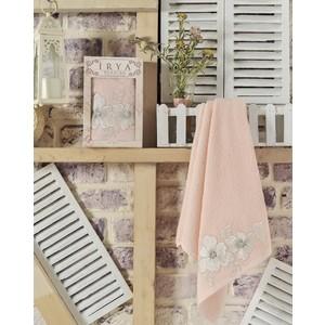 Полотенце Irya Pearly с гипюром 50x90 см (2503/CHAR002) полотенца irya полотенце pearly цвет бежевый 50х90 см