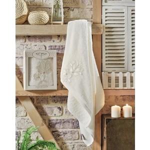 Полотенце Irya Senses с гипюром 70x130 см (2512/CHAR001) полотенца devilla полотенце senses цвет фиалковый 55х100 см