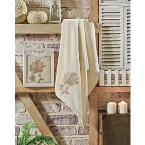 Полотенце Irya Senses с гипюром 70x130 см (2512/CHAR002) полотенца devilla полотенце senses цвет фиалковый 55х100 см