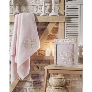 Полотенце Irya Senses с гипюром 85x150 см (2519/CHAR003) полотенца devilla полотенце senses цвет фиалковый 55х100 см