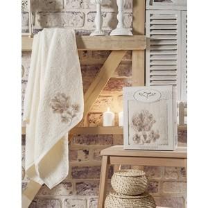 Полотенце Irya Senses с ��ипюром 85x150 см (2519/CHAR002) полотенца devilla полотенце senses цвет фиалковый 55х100 см