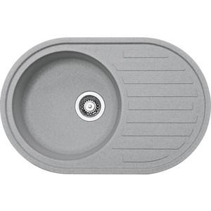 Мойка кухонная Franke Rog 611 3 1/2 серый (114.0157.901) кухонная мойка franke rog 610 almonds